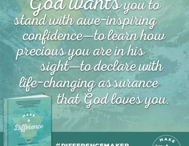 Stand with Awe-inspiring Confidence