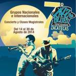 Zacatecas Jazz and Blues