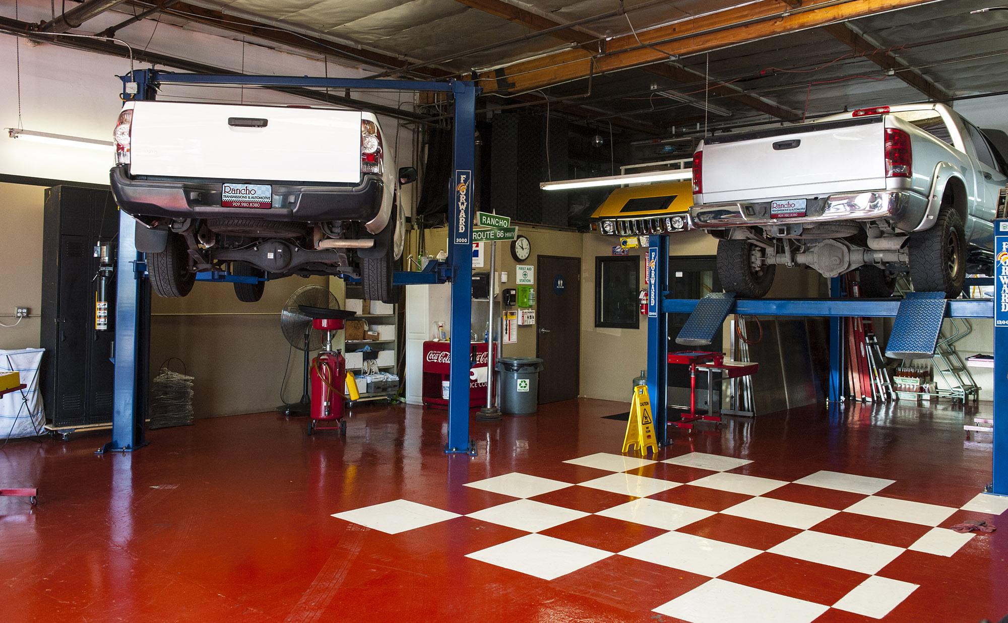 Rancho Transmission & Automotive