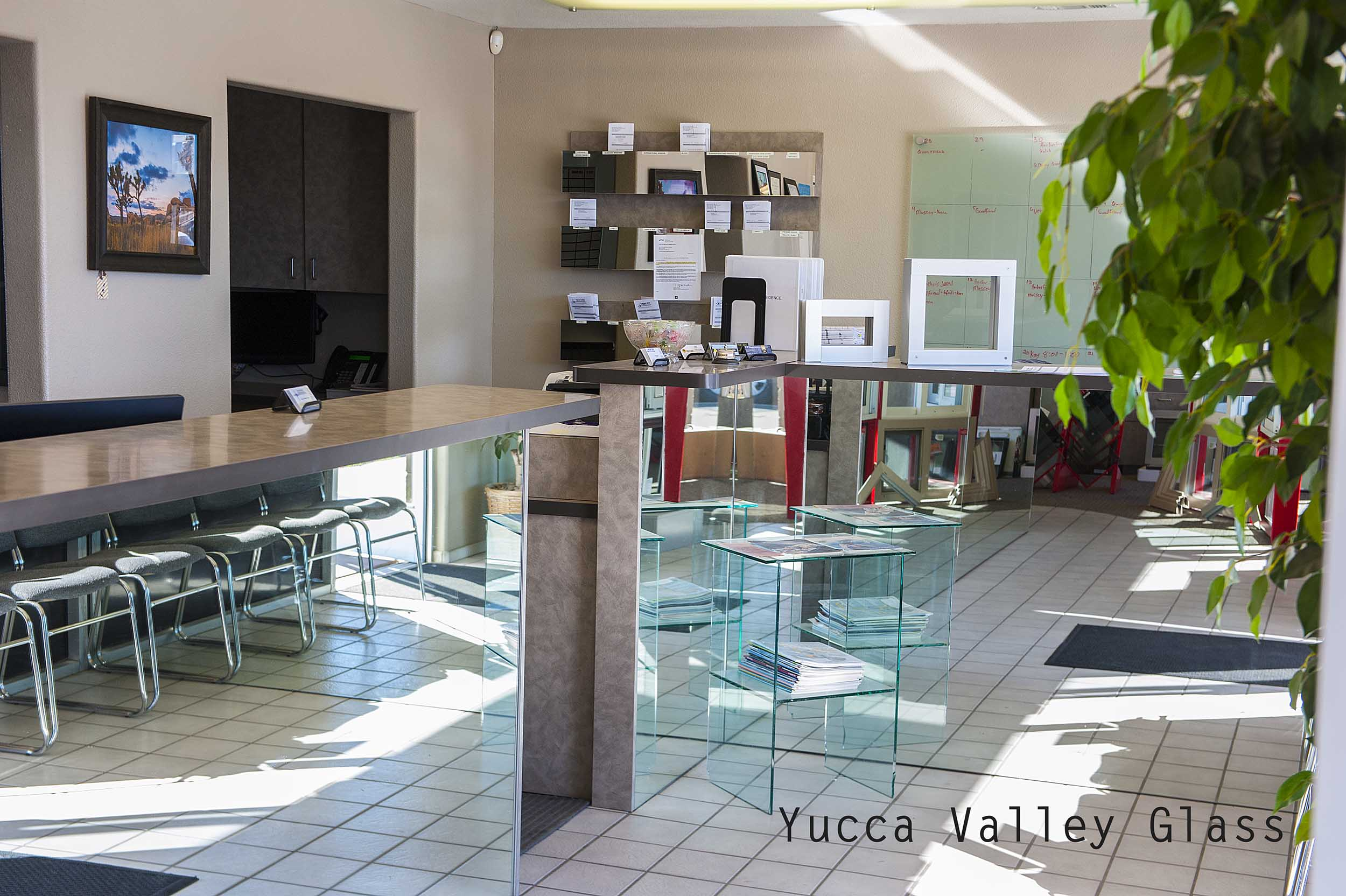 United Glass and Door Inc DBA Yucca Valley Mirror and Glass