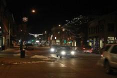 East Pearl Street at Night