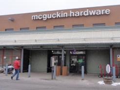 McGuckin Hardware Store Boulder