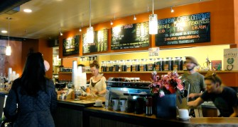 Ozo Coffee Shop Boulder
