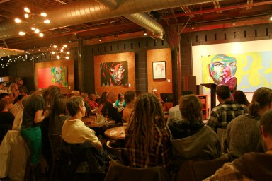 The Laughing Goat Coffee Shop Boulder