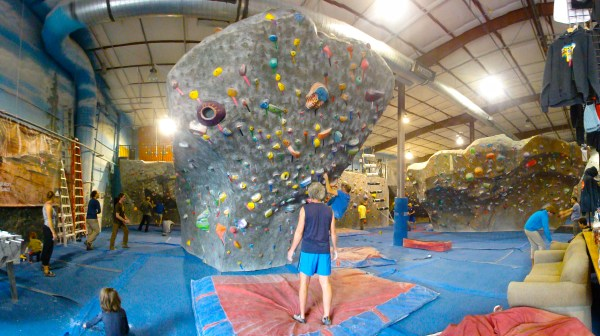 3 Ways Climbing Bouldering Gym Members
