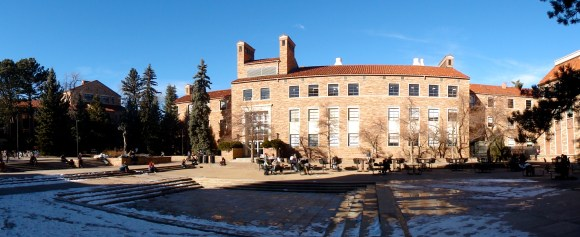 University of Colorado Campus