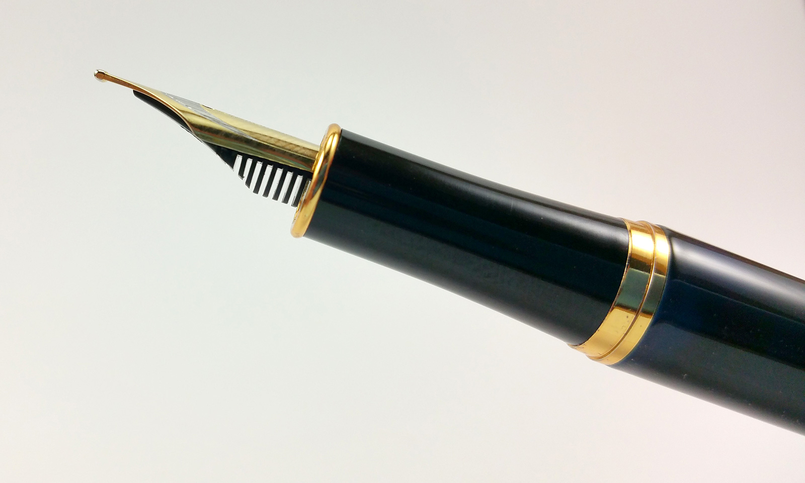 Baoer 388 Fountain Pen Nib and Feed