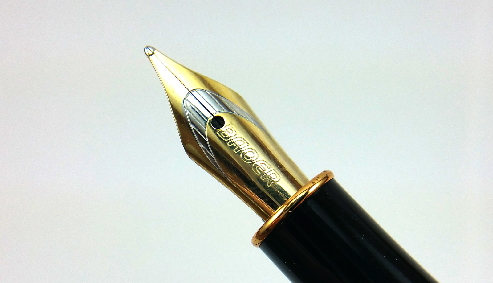 Baoer 388 Fountain Pen Nib