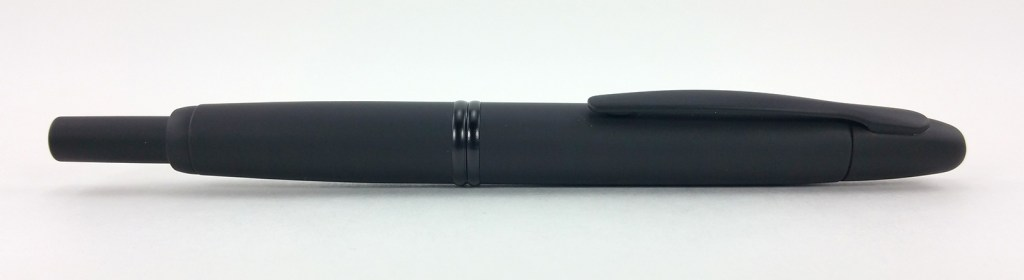 Pilot Vanishing Point Fountain Pen, retracted