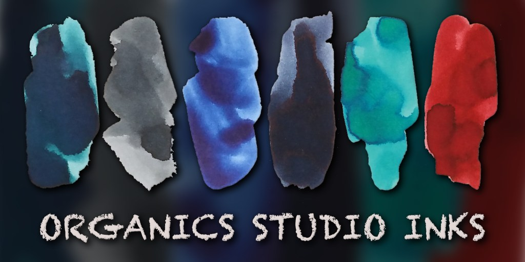 Banner image for Organics Studio Ink Quick Look, Part 1