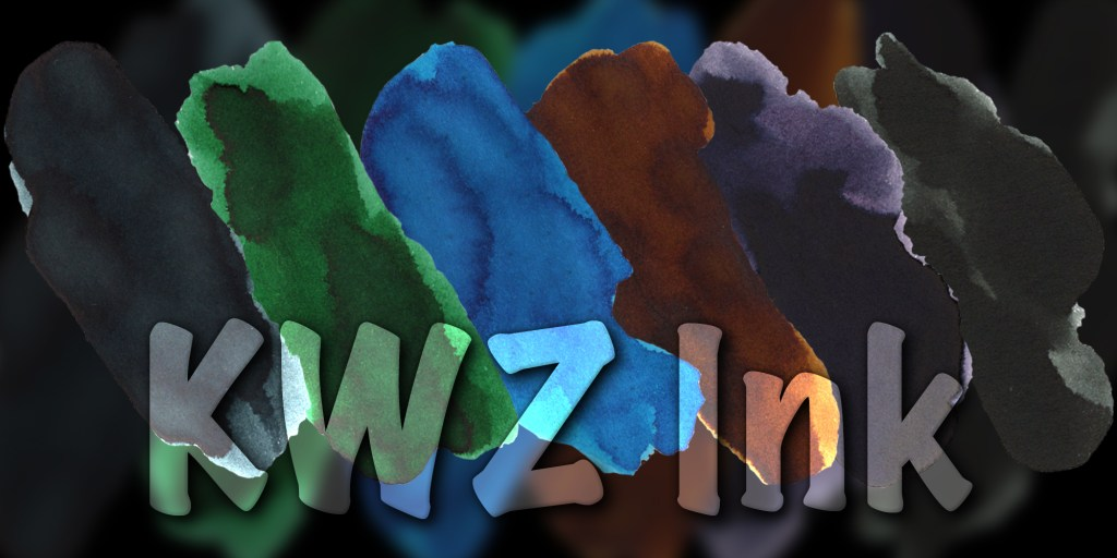 Banner image for the Quick Look Review of six KWZ Standard Inks