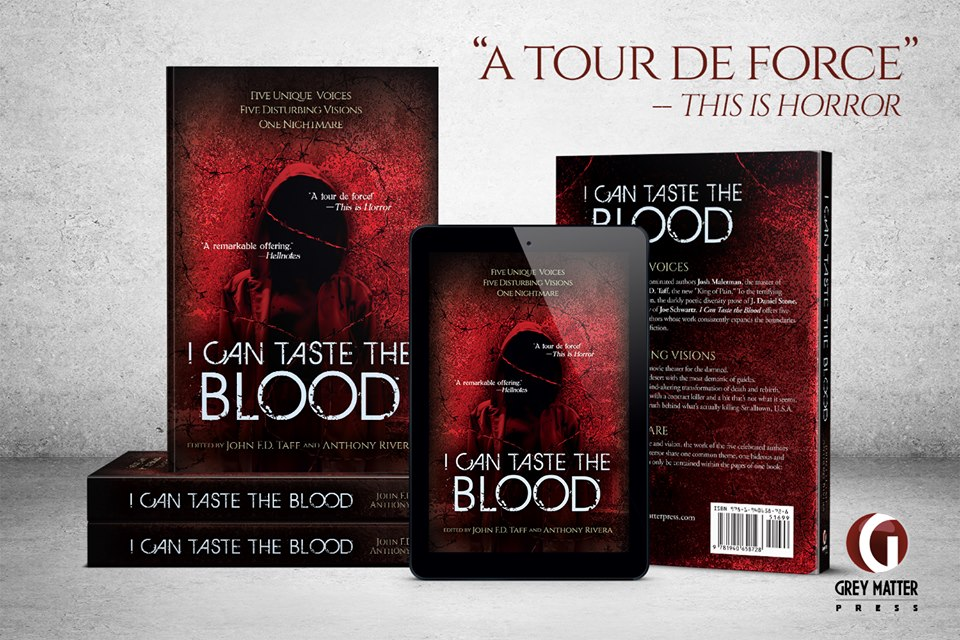 I Can Taste the Blood- New Cover Feb 2018