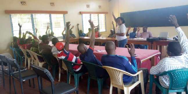Donkey owners group leaders meeting 2019 IMG-20190427-WA0014