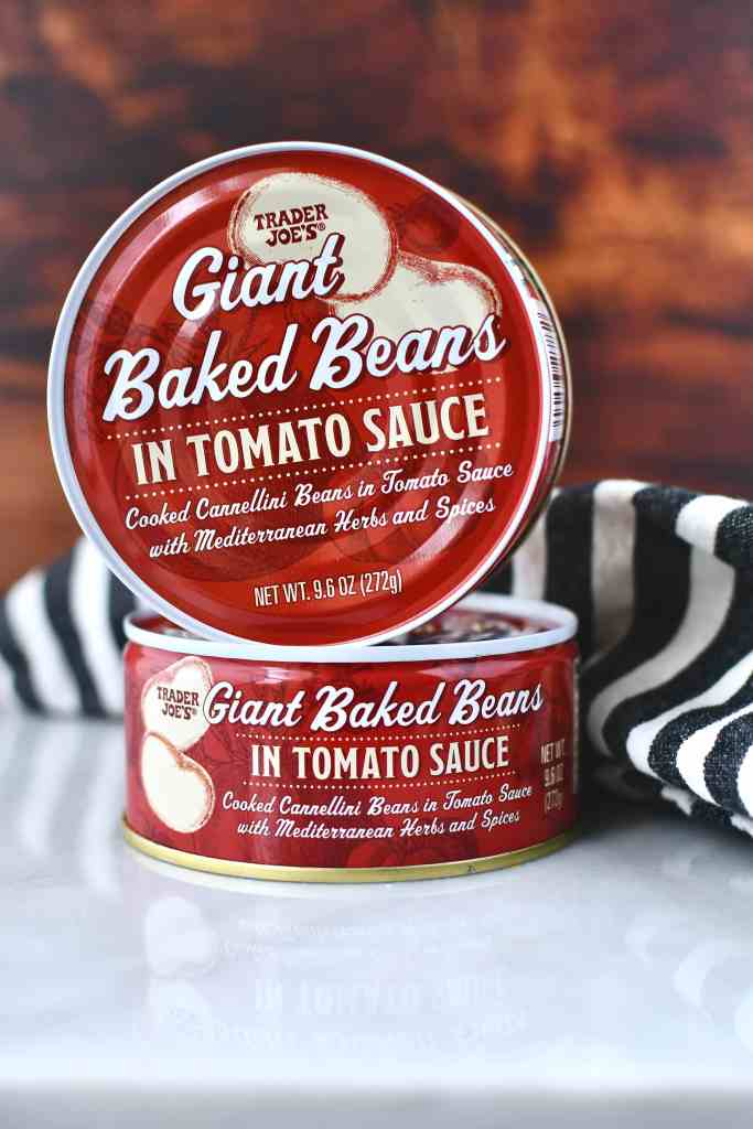 Trader Joe's Giant Baked Beans