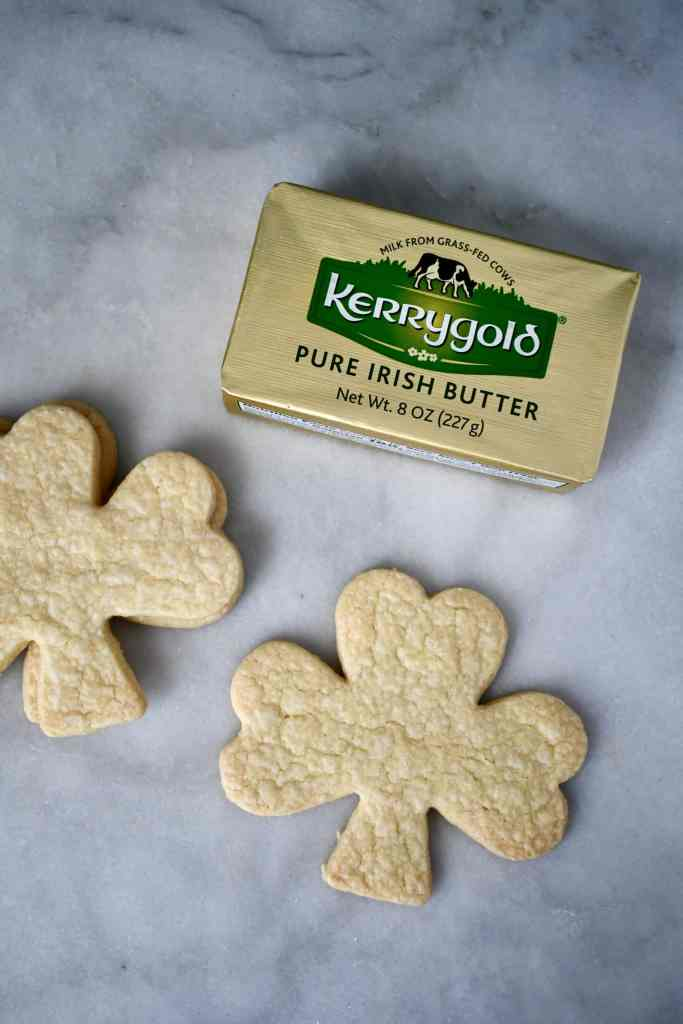 Irish Butter and Irish Shortbreads