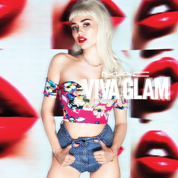 Image result for viva glam miley 2