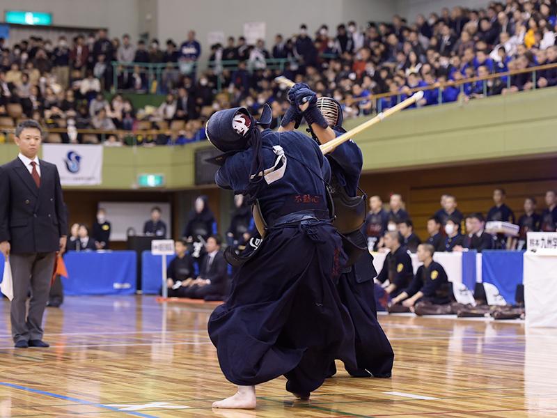 3回戦 島原(長崎)×敦賀(福井)谷口が終了間際にメンを返すも及ばず