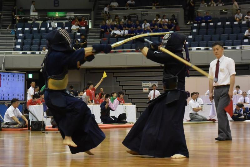 4回戦、大平(佐野日大)×福岡(育英)