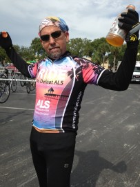 Ken Donaldson 2014 Ride to Defeat ALS