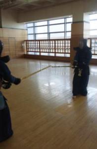 第2回社会人剣道練習