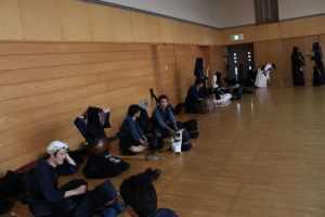 第15回社会人剣道練習