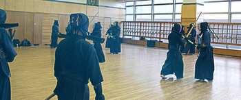第130回剣道練習中止のお知らせ