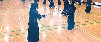 剣道練習再開と今後の参加方法
