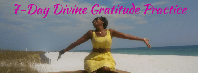 7-Day Divine Gratitude Challenge