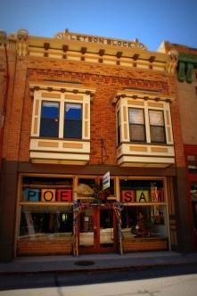 Bisbee Arizona storefront. Photo/Kendra Yost