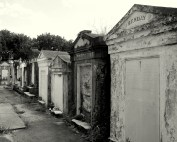 Lafayette Cemetery in New Orleans. Photo/Kendra Yost
