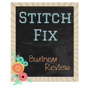 Stitch Fix Business Review