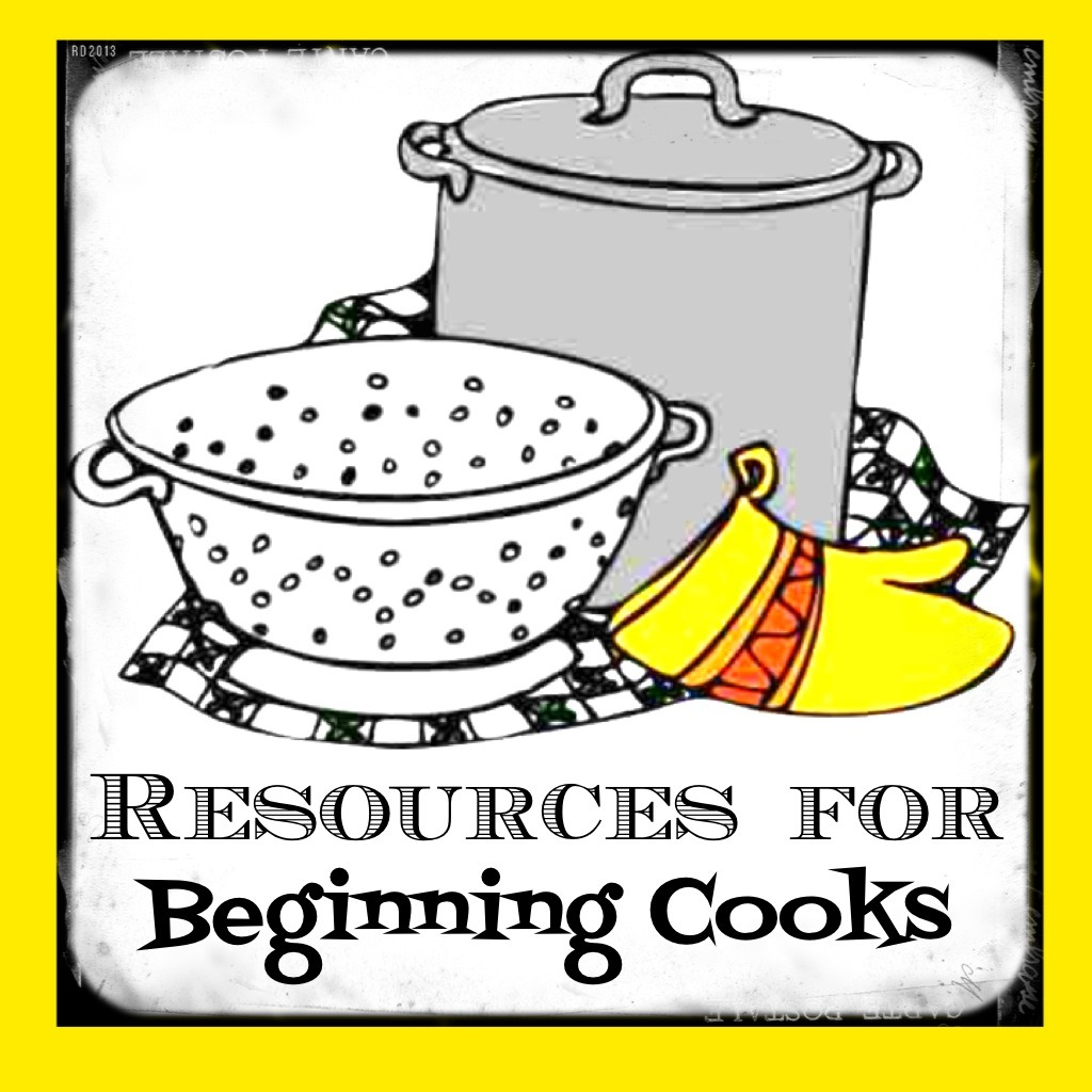 Adventures in the Kitchen: Resources for Beginning Cooks