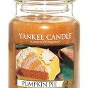 Yankee Candle Pumpkin Pie Jar Candle