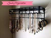 Wall Mount Jewelry Organizer // Product Review ...