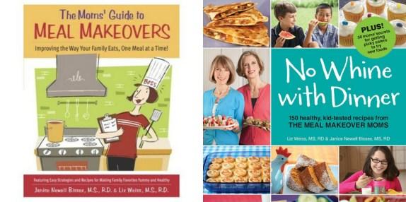 Meal Makeover Moms Cookbooks
