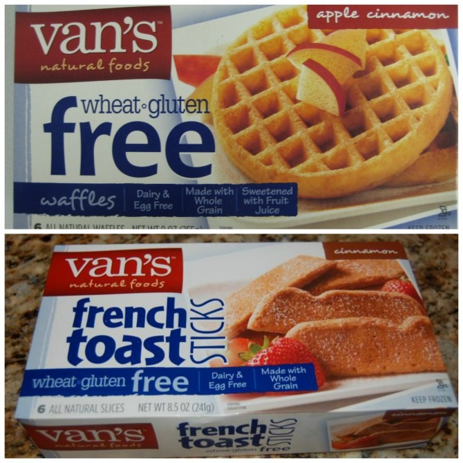 Van's Gluten Free