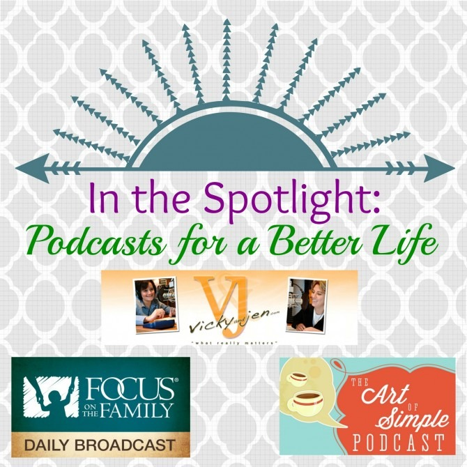 Podcasts for a Better Life