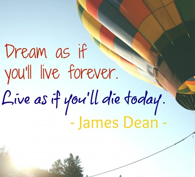 Quotable from James Dean