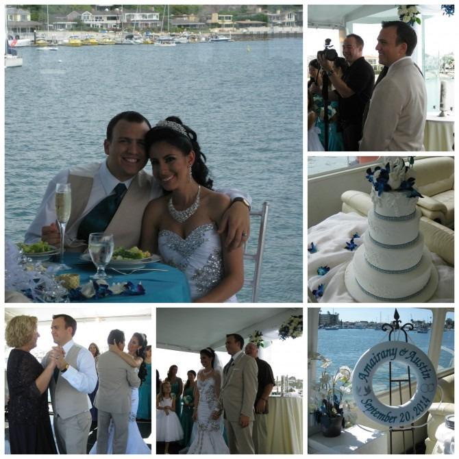 Austin And Amairany Wedding
