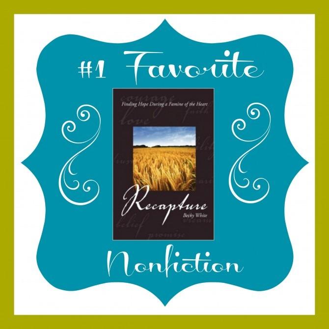 #1 Favorite Nonfiction Recapture