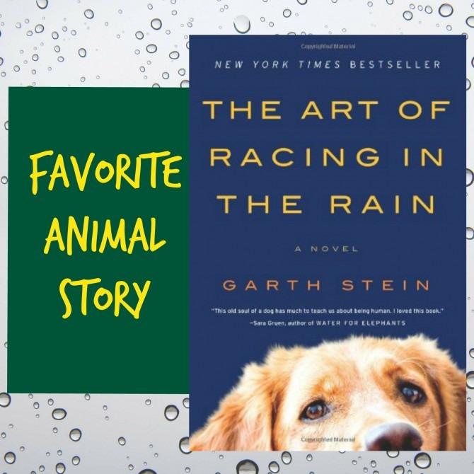 Favorite Animal Story: Racing in the Rain
