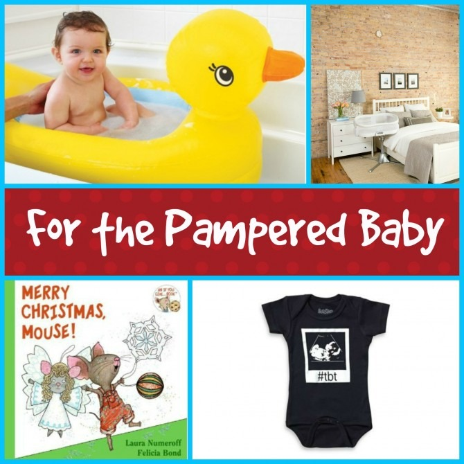 For the Pampered Baby