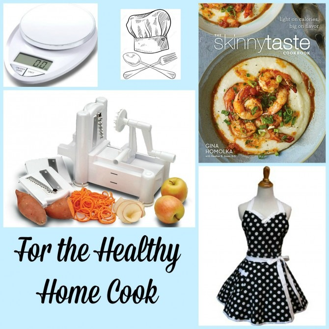 Healthy Home Cook Collage