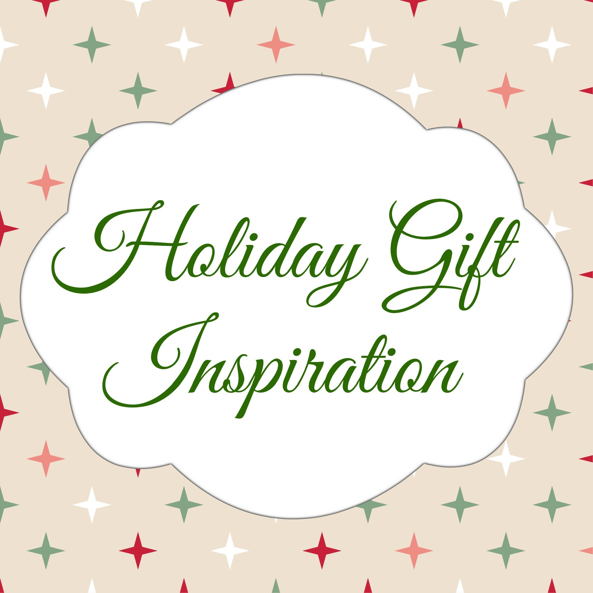 Holiday Gift Inspiration // Gifts for Preschoolers