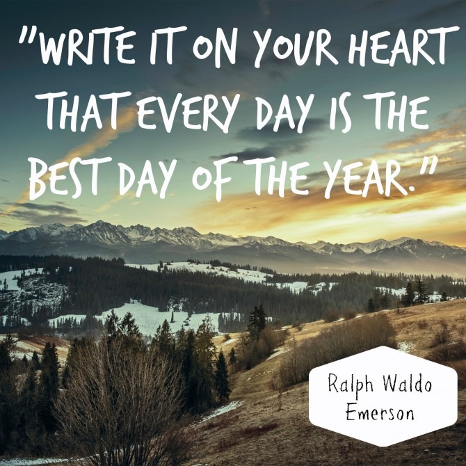 Quotable from Ralph Waldo Emerson