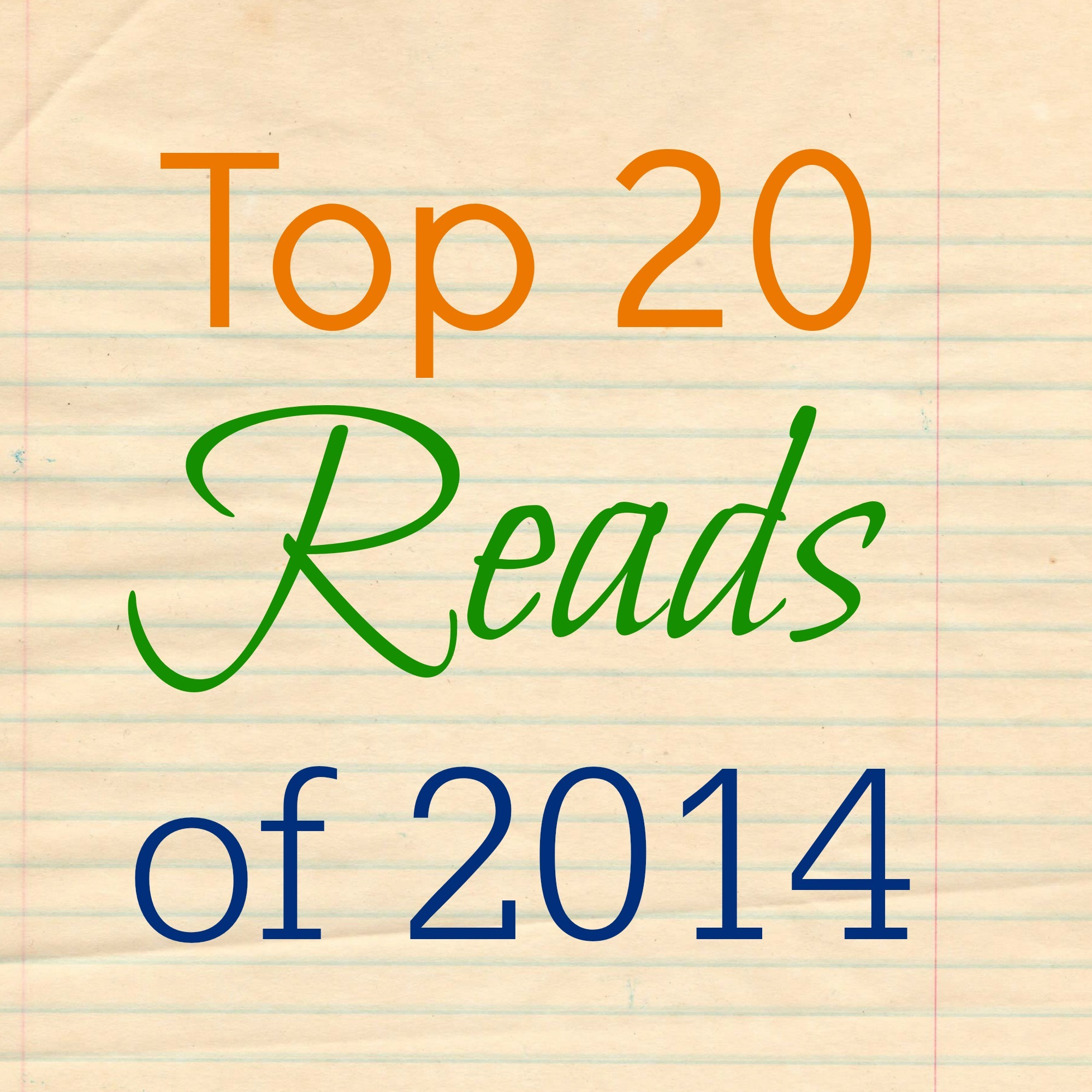 Top 20 Reads of 2014