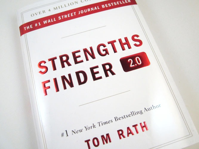 StrengthsFinder 2.0 // Book Review