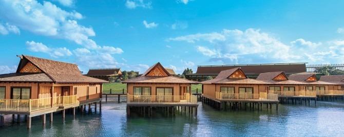 Disney's Polynesian Villas Bungalows