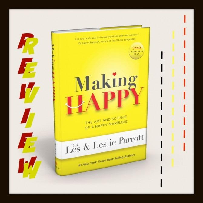 Making Happy Book Review
