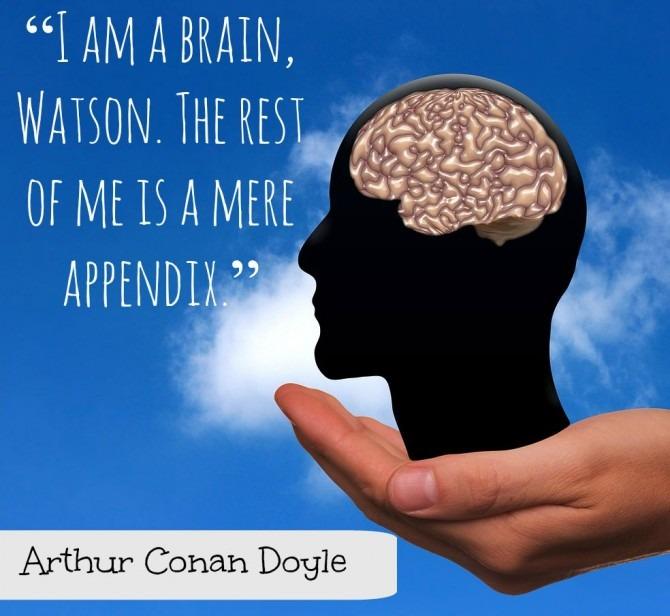 I Am a Brain